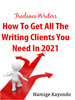 Thumbnail How To Get Lots Of High-Paying Writing Clients In 2021